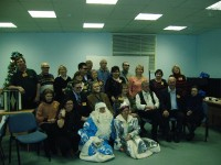 Foto del grupo de miembros representantes de EDBU