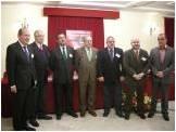 Foto del grupo de los representantes de las entidades del Tercer Sector