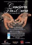 Foto concierto benefico Segovia DT Asocide CYL2