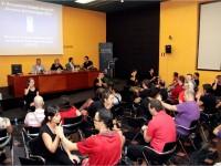 Acto de apertura del XI Encuentro Nacional de Jóvenes Sordociegos de Asocide